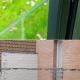 Détérioration des balcons et garde-corps extérieurs en verre: l'effet fougère